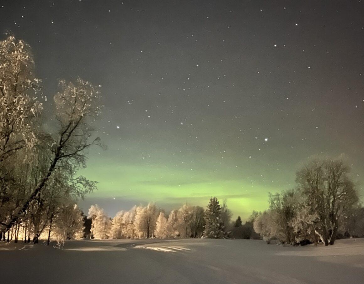 Norrskenshimmel