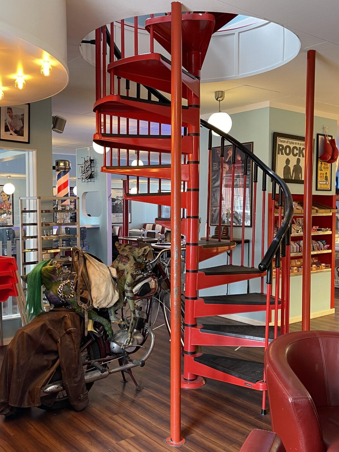 Café Cineast i Sveg
