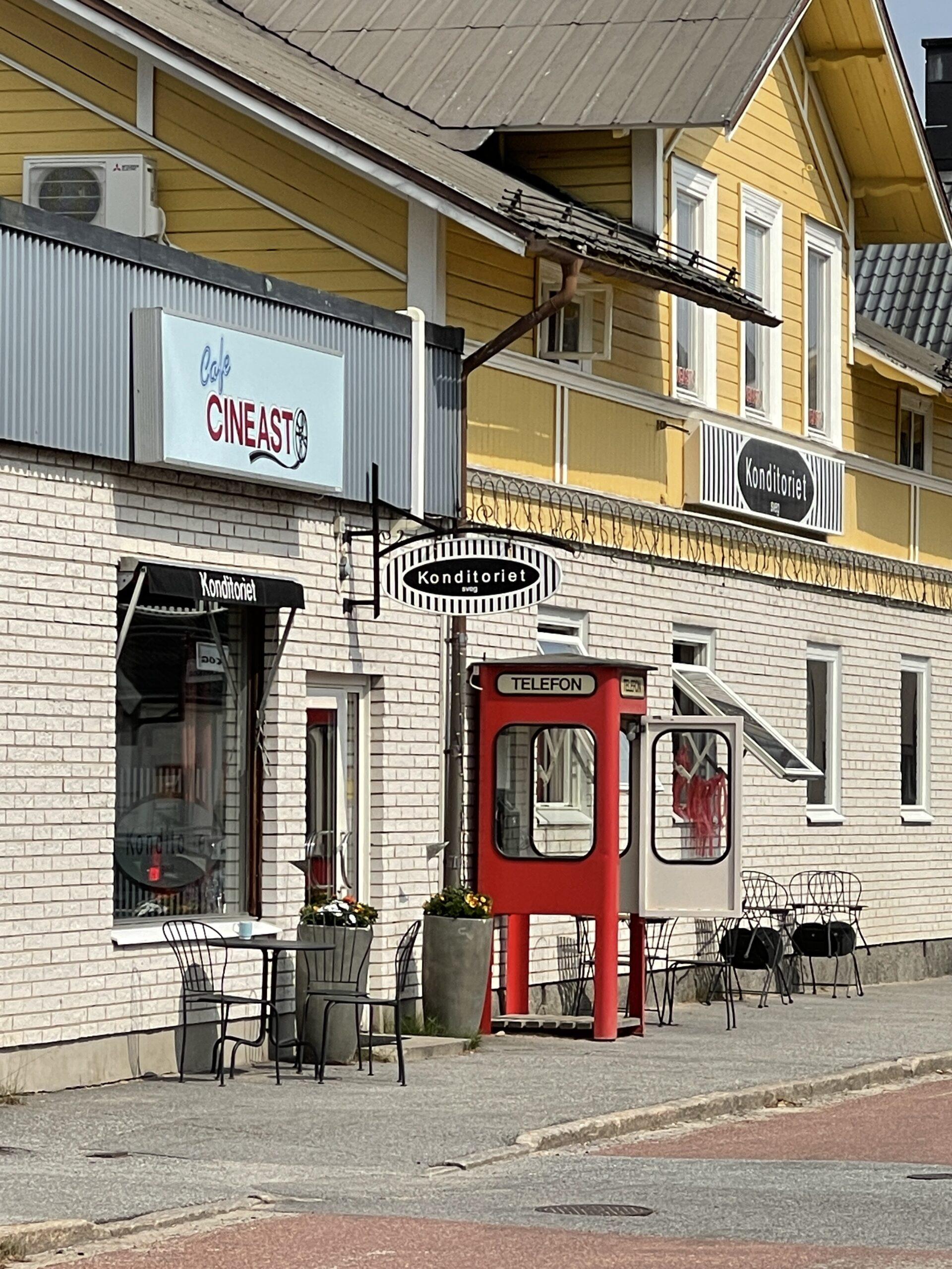 Cafe Cineast i Sveg