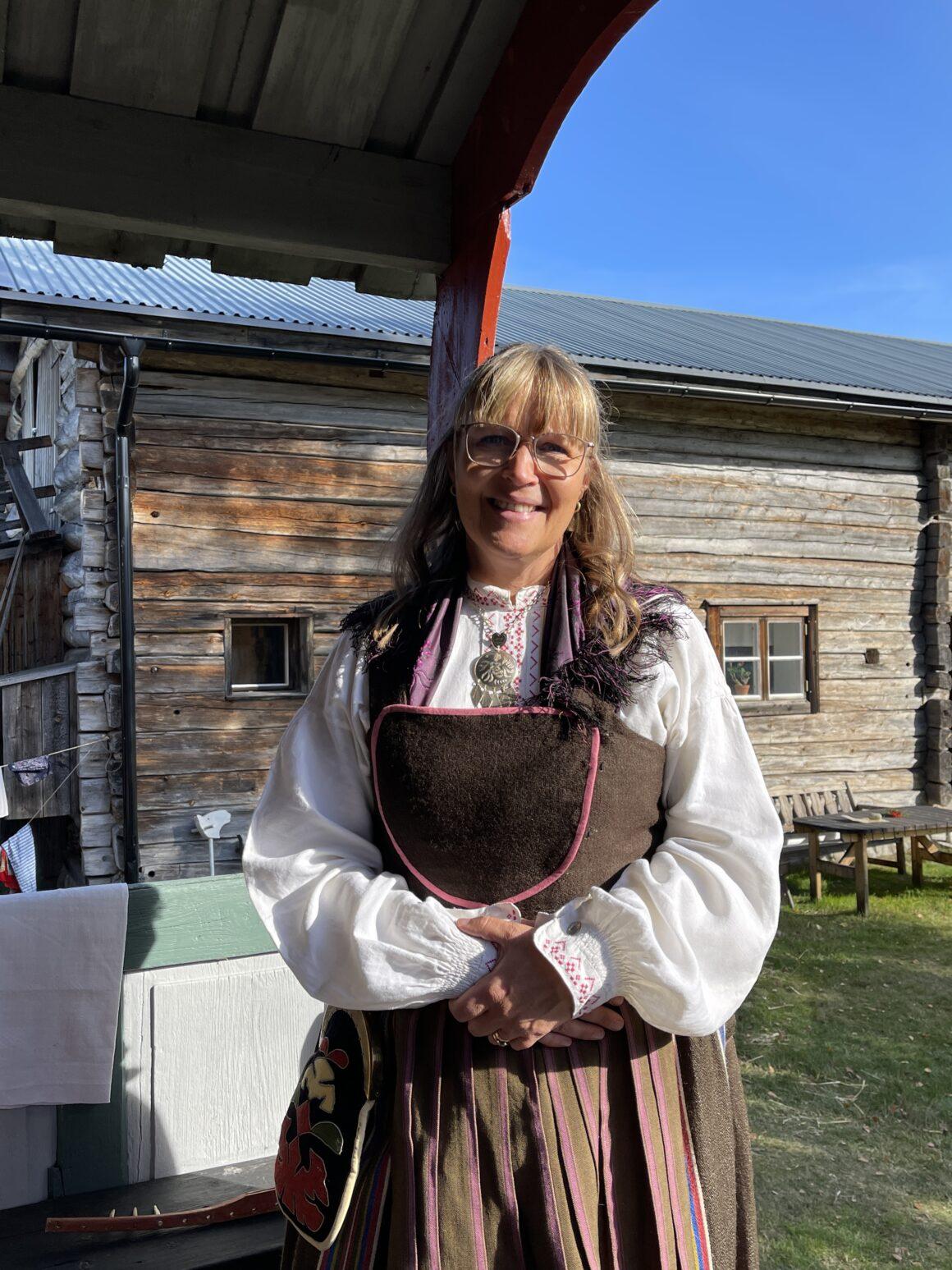 Kristina Kristoffersson Vemdalens hembygdsförening