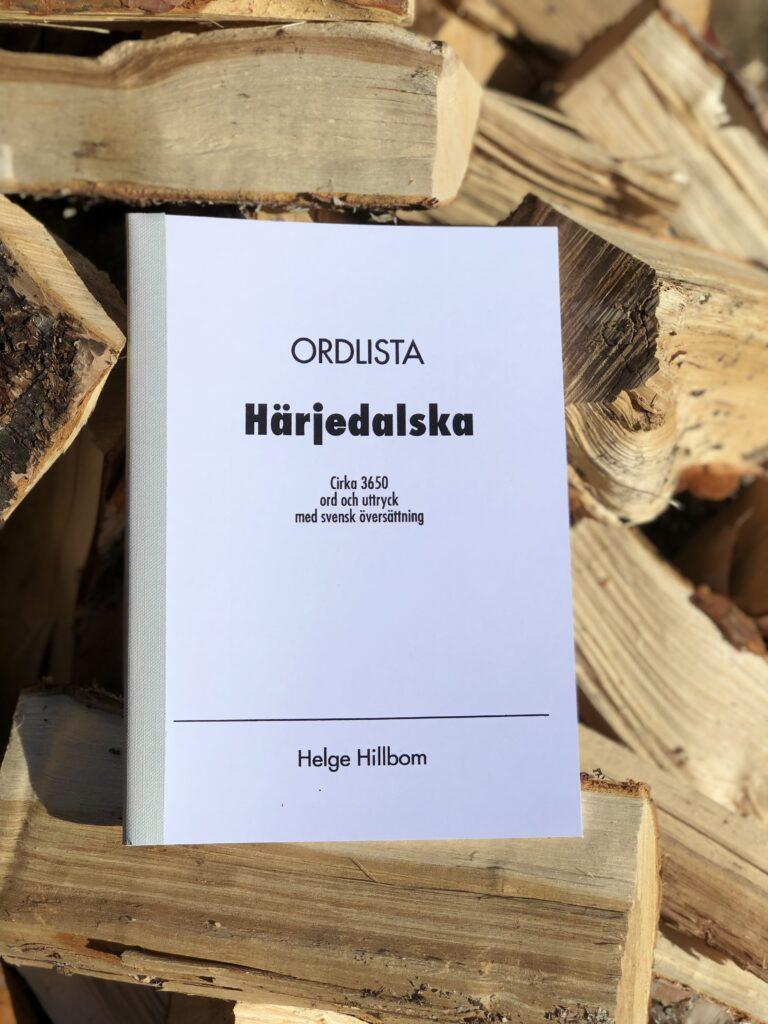 härjedalska ordlista lexikon