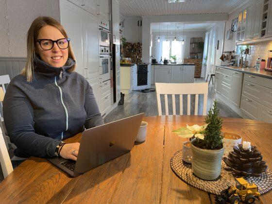 Caroline Fredin radio Jämtland